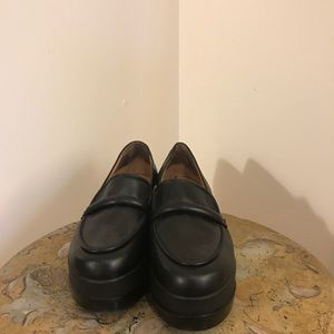 Robert Clergerie platform loafers